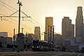 Eastside Gold Line and Los Angeles skyline.jpg
