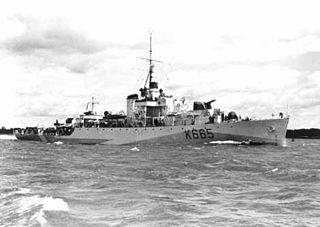 HMCS <i>Eastview</i> (K665)