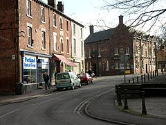 Eckington Village Centre (NE Derbyshire) - geograph.org.uk - 113673.jpg
