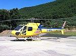 Ecureil AS-350 B3 en Piedralaves -HelosSierra11 (5969196565).jpg