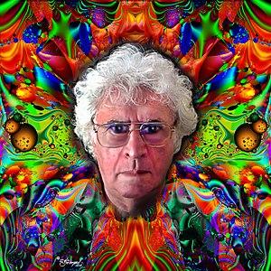 Ed Seeman - Ed Seeman self-portrait