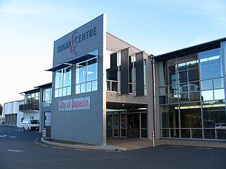 2005 FIBA Oceania Championship - Image: Edgar Centre Dunedin New Zealand