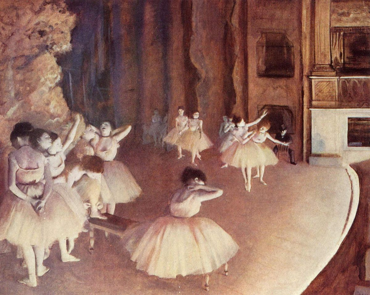 Ballet Wikipedia La Enciclopedia Libre