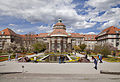 Edificio principal, Jardín Botánico, Múnich, Alemania 2012-04-21, DD 12.JPG