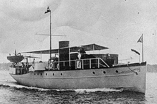 USS <i>Edithena</i> (SP-624)