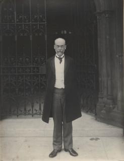 Edmond Fitzmaurice, 1st Baron Fitzmaurice British politician
