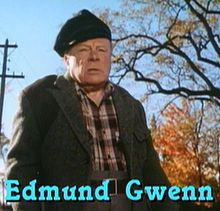 Edmund Gwenn a The Trouble with Harry (1955)