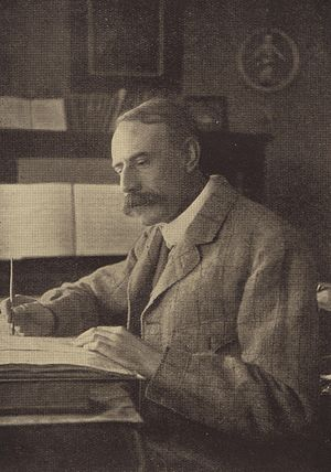 William Henry Reed - Edward Elgar