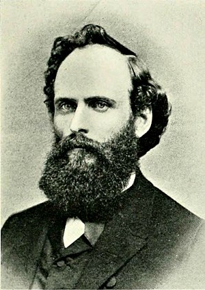Edward Payson Evans - From Hinsdale, History of the University of Michigan, p. 237.