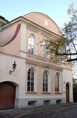 Estonian Chamber of Commerce and Industry - Estonian Chamber of Commerce and Industry, Tallinn, Toom-Kooli 17
