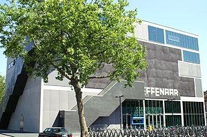 Effenaar - The Effenaar after the renovation in 2005