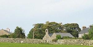 John Roberts (martyr) - St Madryn's Church, Trawsfynydd, where Roberts was baptised