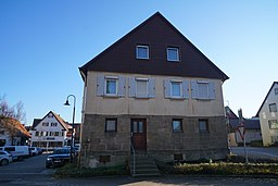 Ehninger Straße in Hildrizhausen