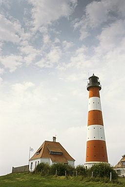 Eiderstedt-westerhever-lighthouse