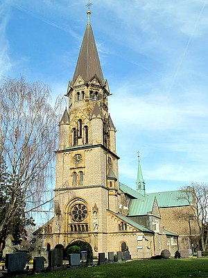 Eilendorf (Aachen) - Image: Eilendorf, kerk foto 7 2011 03 24 15.59