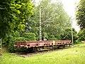 Eisenbahn Güterwagen in Büchen - panoramio.jpg
