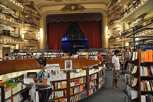 El Ateneo Grand Splendid (4728807067)