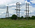 Electricity pylons near Willoughby-on-the-Wolds - geograph.org.uk - 899297.jpg