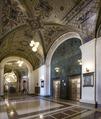 Elevator lobby, Birch Bayh Federal Building, Indianapolis, Indiana LCCN2010719402.tif