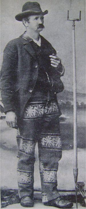 Eli Parsons Royce - Royce in 1869