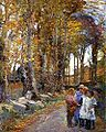 Elizabeth Adela Forbes - In The Lane.jpg