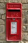 Elizabeth II Postbox, Avoncliff - geograph.org.uk - 1463675.jpg