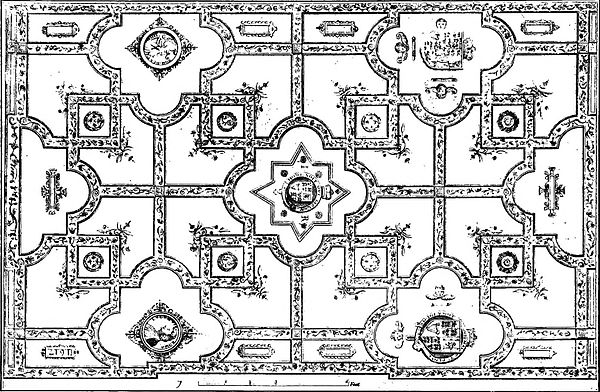 Elizabethan People - Oldbourne Hall ceiling.jpg