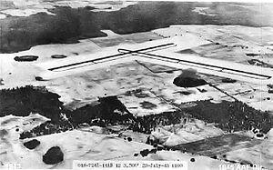 Ellis Auxiliary Field - 23 July 1943