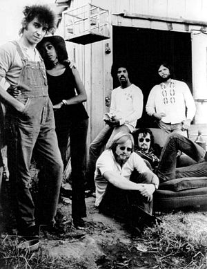 Elvin Bishop - Photo of the group in 1975