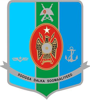 Somali Armed Forces - Emblem of the Somali Armed Forces