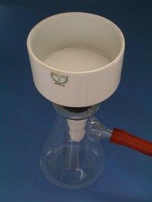Büchner funnel - Wikipedia