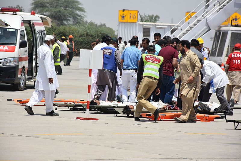 File:Emergency Exercise Faisalabad International Airport May 2016 13.jpg