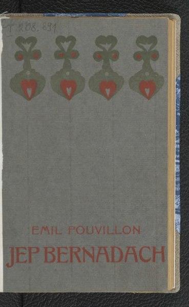 File:Emil Pouvillon - Jep Bernadach.djvu