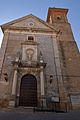 Encinas Reales, Iglesia de Nuestra Señora de la Expectacion, fachada principal.jpg