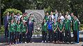 Encuentro con selecciones ganadoras de la Homeless World Cup. (21680235655).jpg