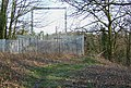 End of Railway Walk, Oxley, Wolverhampton - geograph.org.uk - 688129.jpg