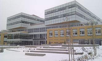 University of British Columbia (Okanagan Campus) - Engineering, Management and Education (EME) Complex