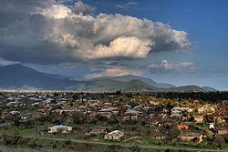 Eniseli village from Gremi.jpg