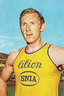 Ennio Preatoni Italian sprinter