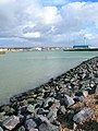 Entrance to Eastern Arm, Shoreham Harbour - geograph.org.uk - 705530.jpg