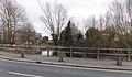 Epping Green village pond on the B181 road.jpg