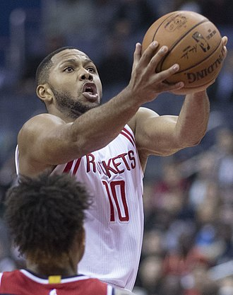 Eric Gordon - Gordon with the Rockets in November 2016