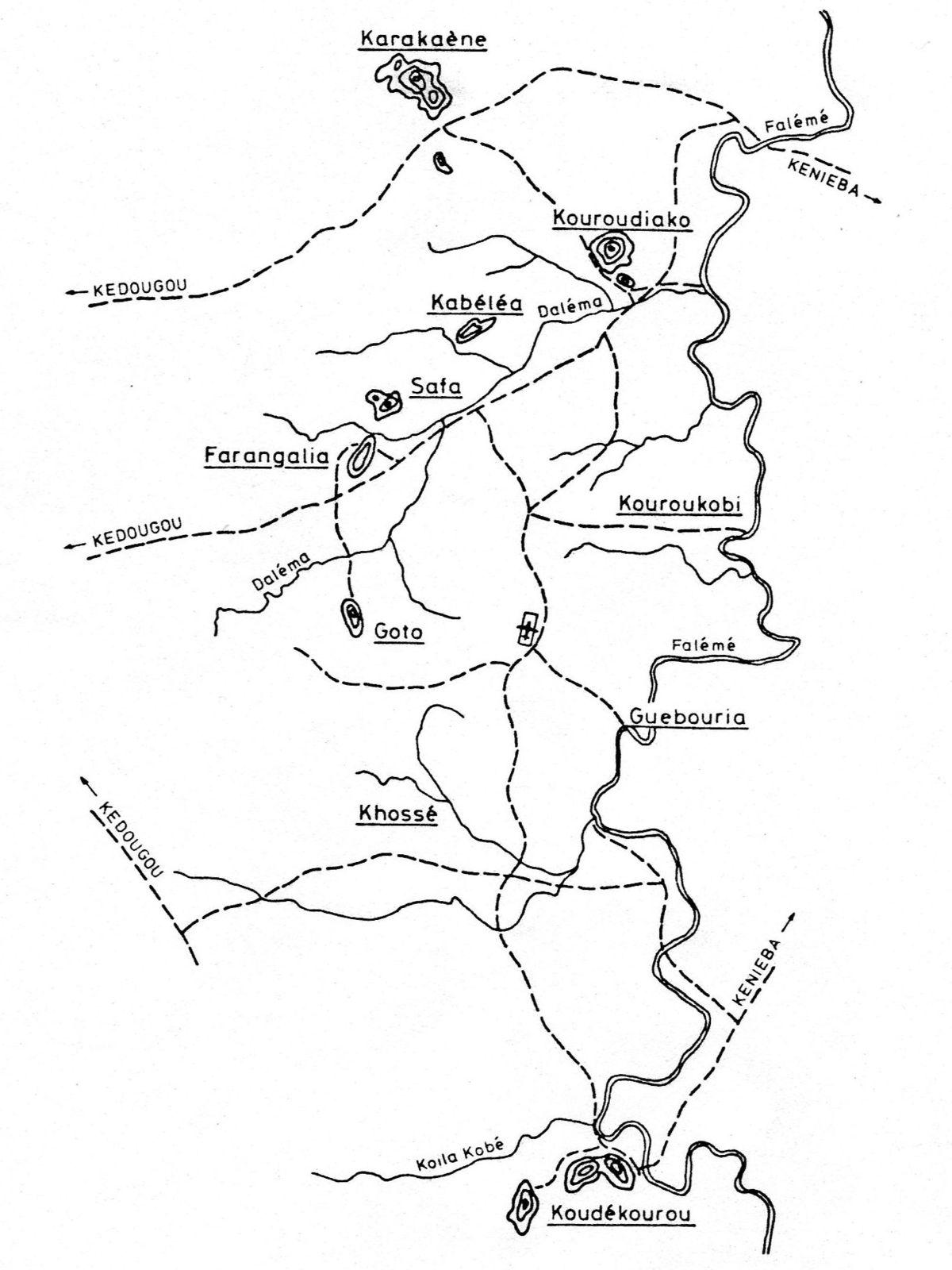 Eisenerzvorkommen von Falémé – Wikipedia
