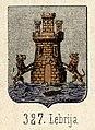 Escudo de Lebrija (Piferrer, 1860).jpg
