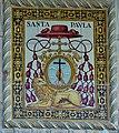 Escudo de la Orden de San Jerónimo (Monasterio de Santa Paula, Sevilla).jpg