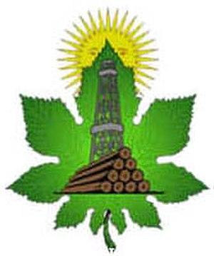Tartagal, Salta - Image: Escudo de tartagal
