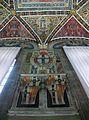 Escuts a la biblioteca Piccolomini de la catedral de Siena.JPG