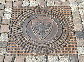 Kanaldeckel Esslingen