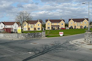 Clarecastle - Estate at Clarecastle