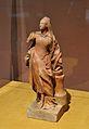 Estatueta de santa Bàrbara, Ignasi Vergara, museu de Belles Arts de València.JPG